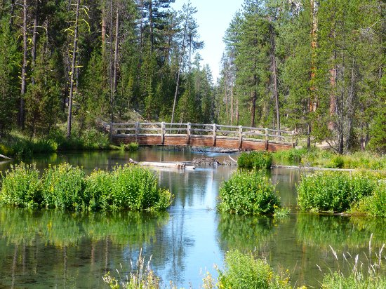 La Pine, OR: Bridge