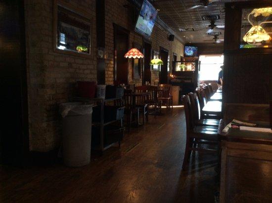 Battle Creek, Μίσιγκαν: Back room