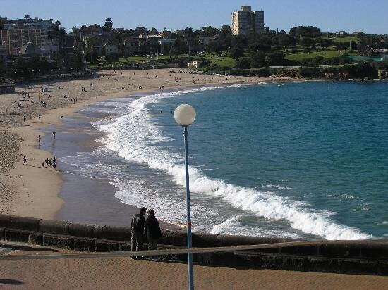 Coogee, Australia: Grand Pacific on the Beach