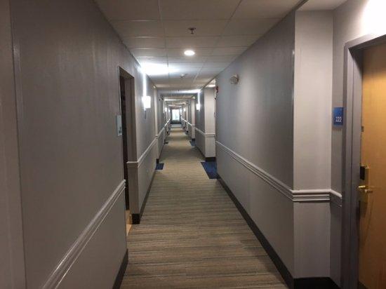 Richmond, KY: hall way
