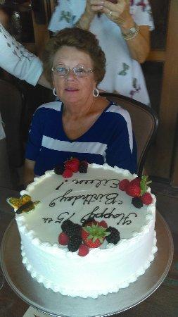 Santa Ana Pueblo, NM: Eileen's birthday celebration