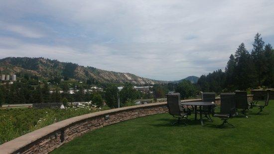 Leavenworth, WA: Outdoor seating