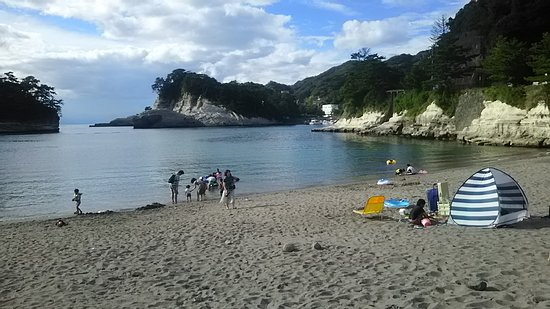 Norihama Beach
