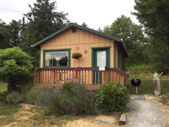 Deer Harbor, WA: Cottage #1