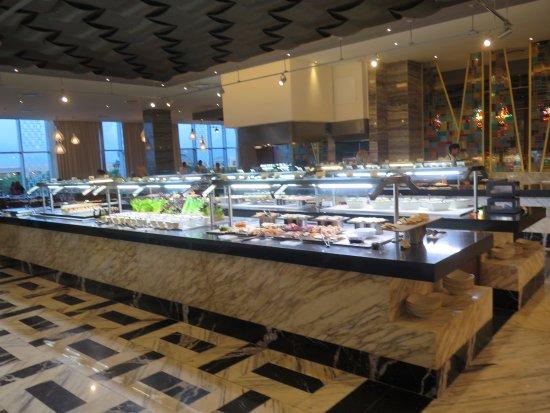 Moon Palace Cancun Restaurant Reviews