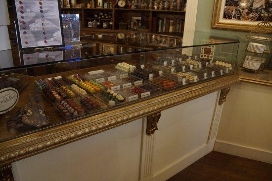 Naperville, IL: delicious chocolates