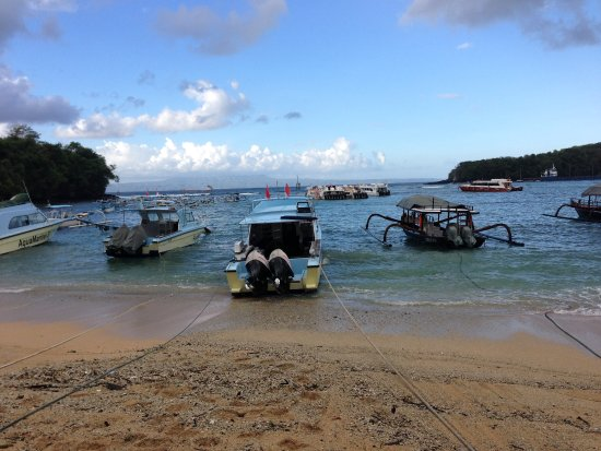 Manggis, Indonesien: View from Topi Inn