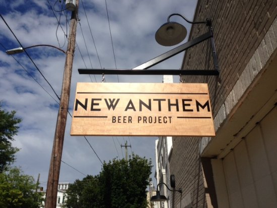 New Anthem Beer Project