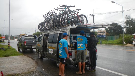 Bike Tours Thailand