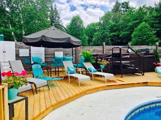 Pool - Picture of Northridge Inn & Resort, Sundridge - Tripadvisor