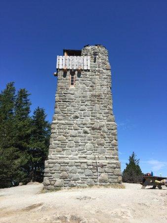 Olga, WA: Tower