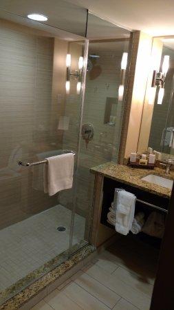Wyndham Deerfield Beach Resort: Bathroom - Room 409