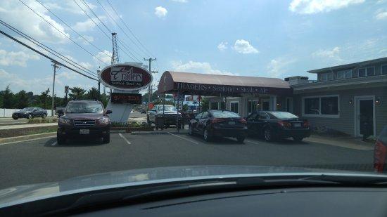 Traders Restaurant Chesapeake Beach Md