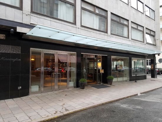 Mornington Hotel Stockholm City Foto