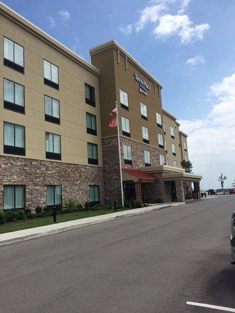 Smyrna, Теннесси: Entry of hotel