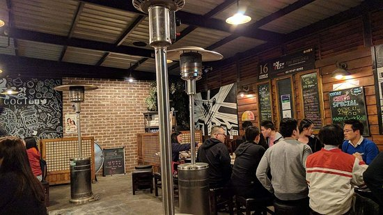Strathfield, Australia: The open area inside the restaurant for functions and parties