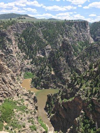 Curecanti Creek: The lookout