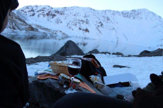 San Jose de Maipo, Chile: Faça um piquenique nos Andes!