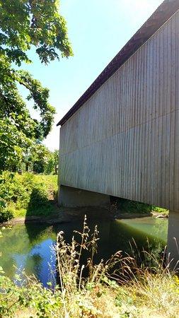 Dorena, OR: Chambers Railroad Bridge