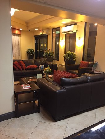 Comfort Inn Riverfront: Good for a night
