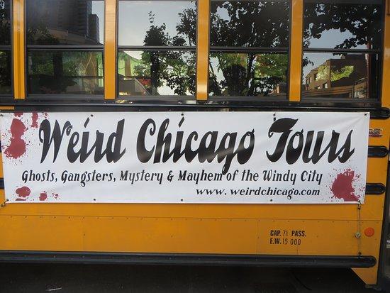 Weird Chicago Tours 1