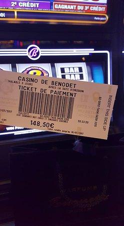 Casino Barrière Benodet: machine