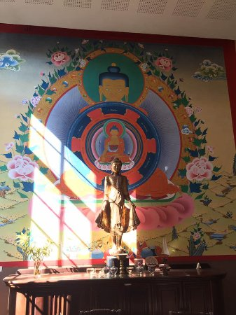 Cotia, SP: No Temple Chagdud Gonpa Odsal Ling