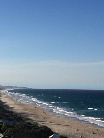 Coolum Beach, Australia: Spectacular views