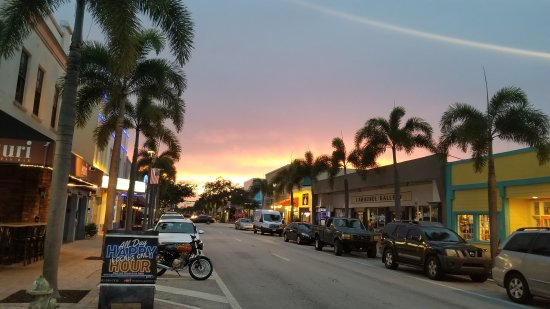 Downtown Lake Worth