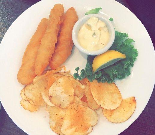 Irving, TX: Homemade Fish & Chips