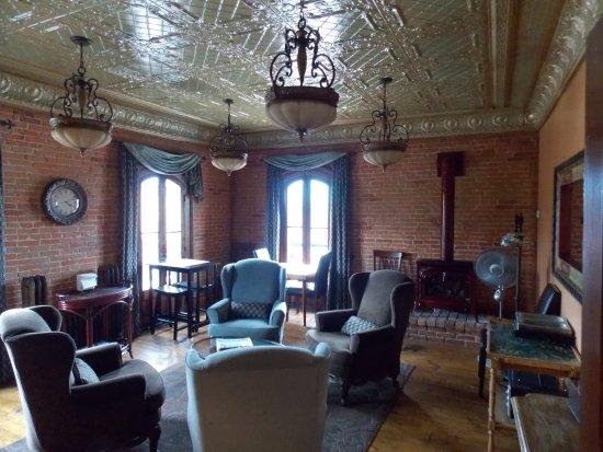 Philipsburg, MT: Breakfast room