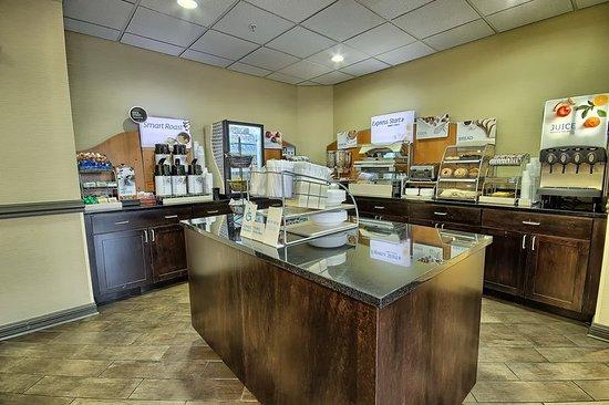 Grove City, OH: Breakfast Bar
