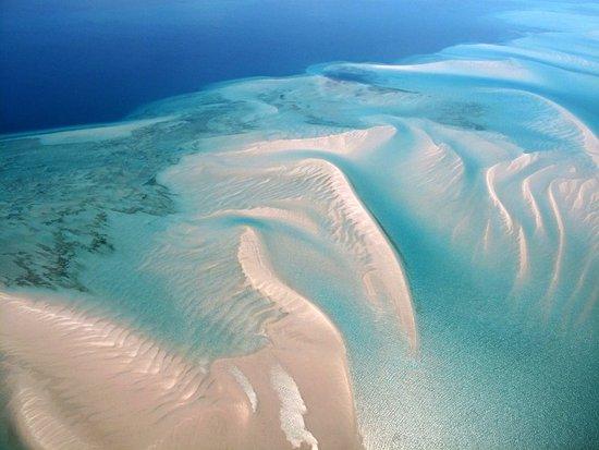 Bazaruto Island, Mozambique: Bazaruto Aerial View