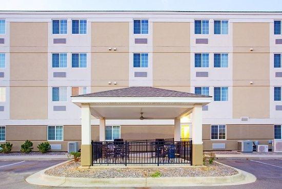 Wilson, Carolina del Norte: Hotel Entrance