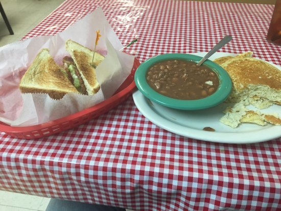 Madill, OK: Good, hearty meals!