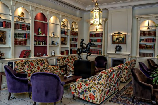 Stanhope Hotel: Library Bar