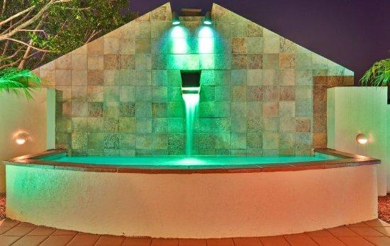 Diamond Bar, Καλιφόρνια: Fountain