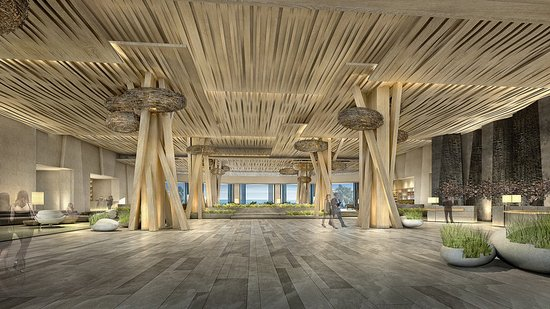 Holiday Inn Resort Sanya Bay: Lobby