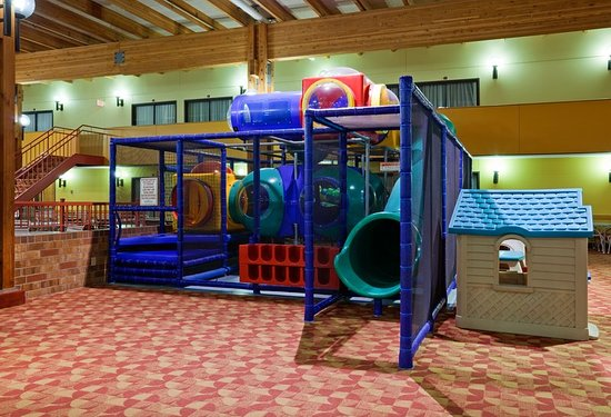 Saint Cloud, MN: Kid zone at Holiday Inn & Suites St. Cloud, MN