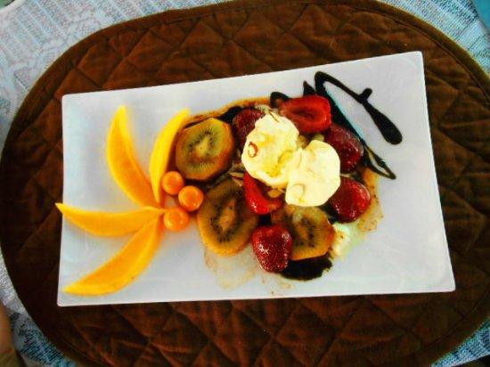 Cabuya, Costa Rica: Dessert. Yummy!