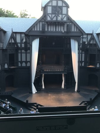 Oregon Shakespeare Festival: The Odyssey at the Elizabethan Theater