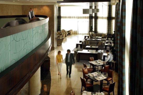 InterContinental Abu Dhabi: Club Floor Lounge