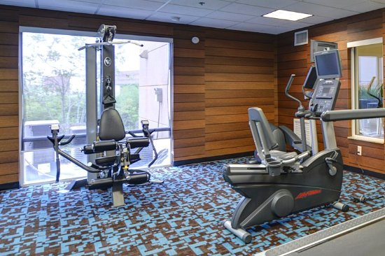 Warner Robins, Georgien: Fitness