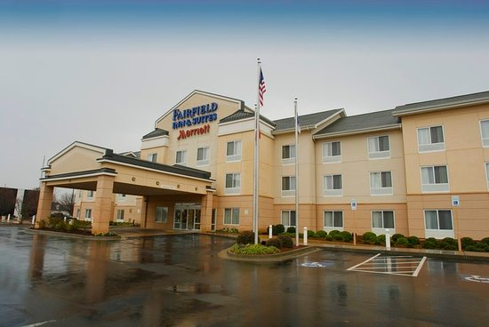 Warner Robins, Georgien: Welcome to the Fairfield Inn & Suites by Marriott