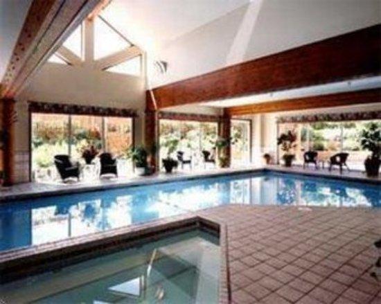Banff Rocky Mountain Resort: pool