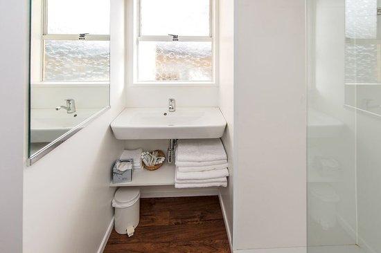 Whanganui, Nova Zelândia: Bathroom