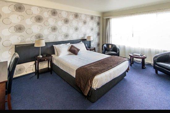 Уангануи, Новая Зеландия: Guest room