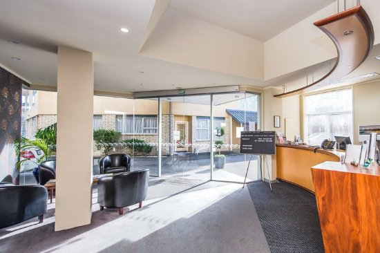 Whanganui, Yeni Zelanda: Lobby