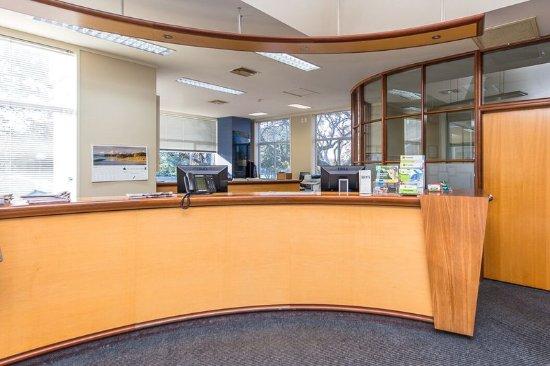 Whanganui, Yeni Zelanda: Frontdesk