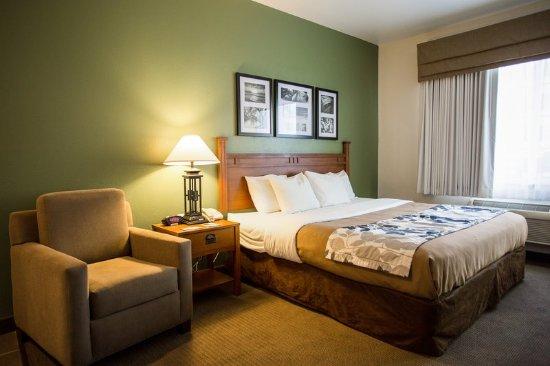 Eau Claire, WI: Guest Room